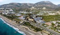 AL-374-3, Alanya Kargıcak'ta Denize Sıfır Projesinde Geniş 170 m² Daire