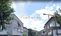 IS-497, Beşiktaş Ortaköyde  1+1  Bahçe Katında 90 m² Yaşam Alanı Sunan Daire