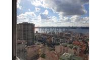 IS-625, Istanbul Küçükcekmece'de Göl Manzaralı Balkonlu 125 m² Daire
